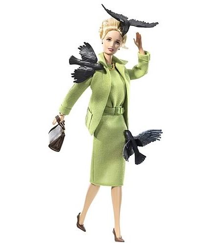 'The Birds' Barbie Doll