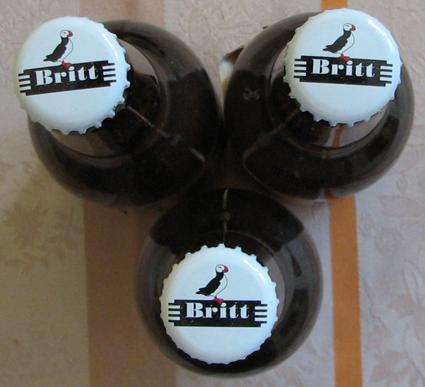 Britt Beer Caps