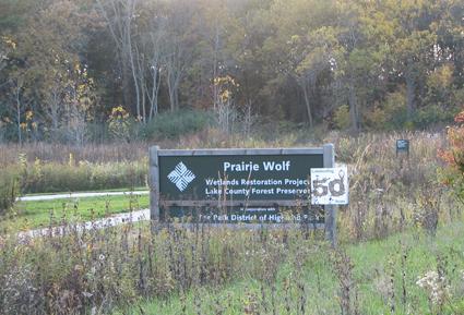 Prairie Wolf Slough