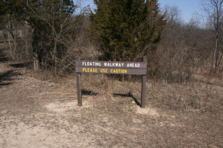 walkway-sign