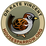 HouseSparrow.org logo by Birdorable