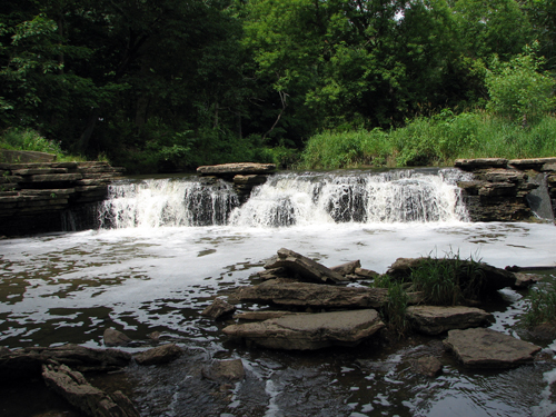 Waterfall Glen FP