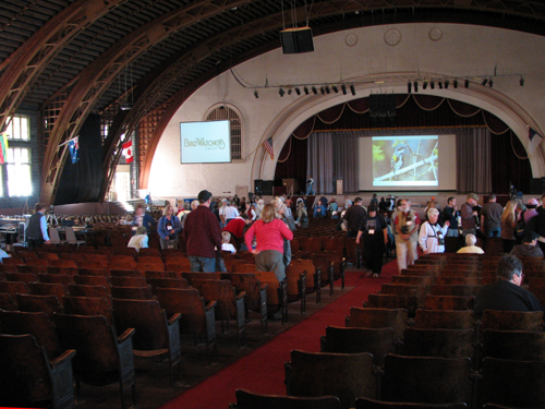 Hoover Auditorium
