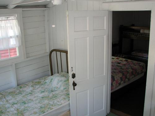 Maze of bedrooms