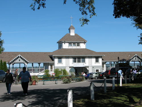 Lakeside Pavilion