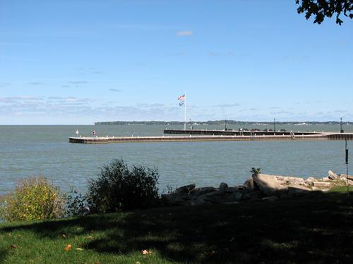 Lakeside Dock