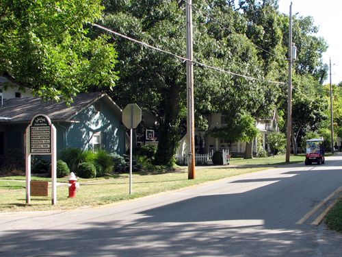 Street of Lakeside
