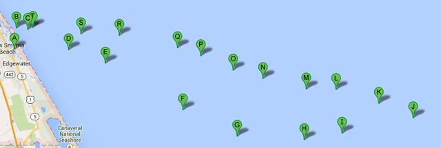 pelagic map